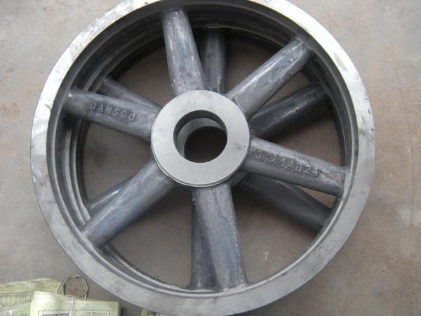 采用生铁铸造加工的作用